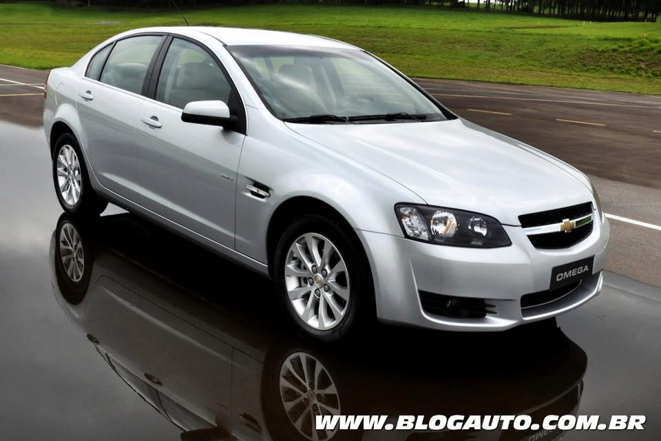 Chevrolet Omega 2012 foto - 4