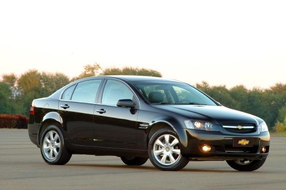 Chevrolet Omega 2012 foto - 5