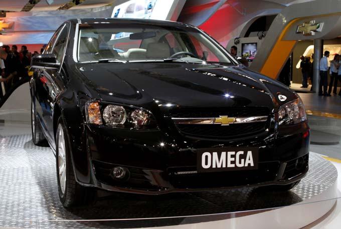 Chevrolet Omega 2013 foto - 2