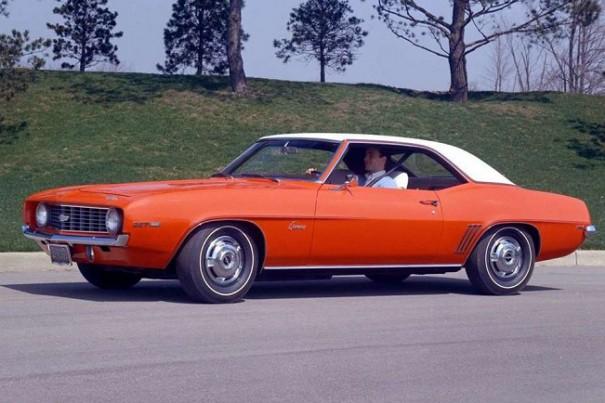 Chevrolet Opala 1969 foto - 1