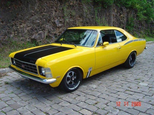 Chevrolet Opala 1969 foto - 2