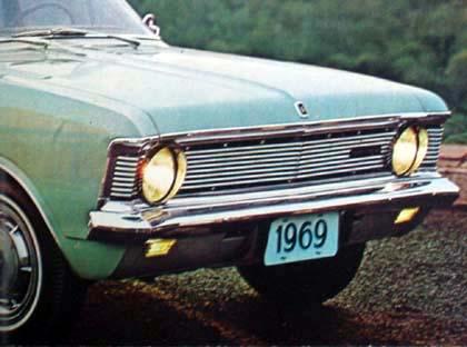 Chevrolet Opala 1969 foto - 3