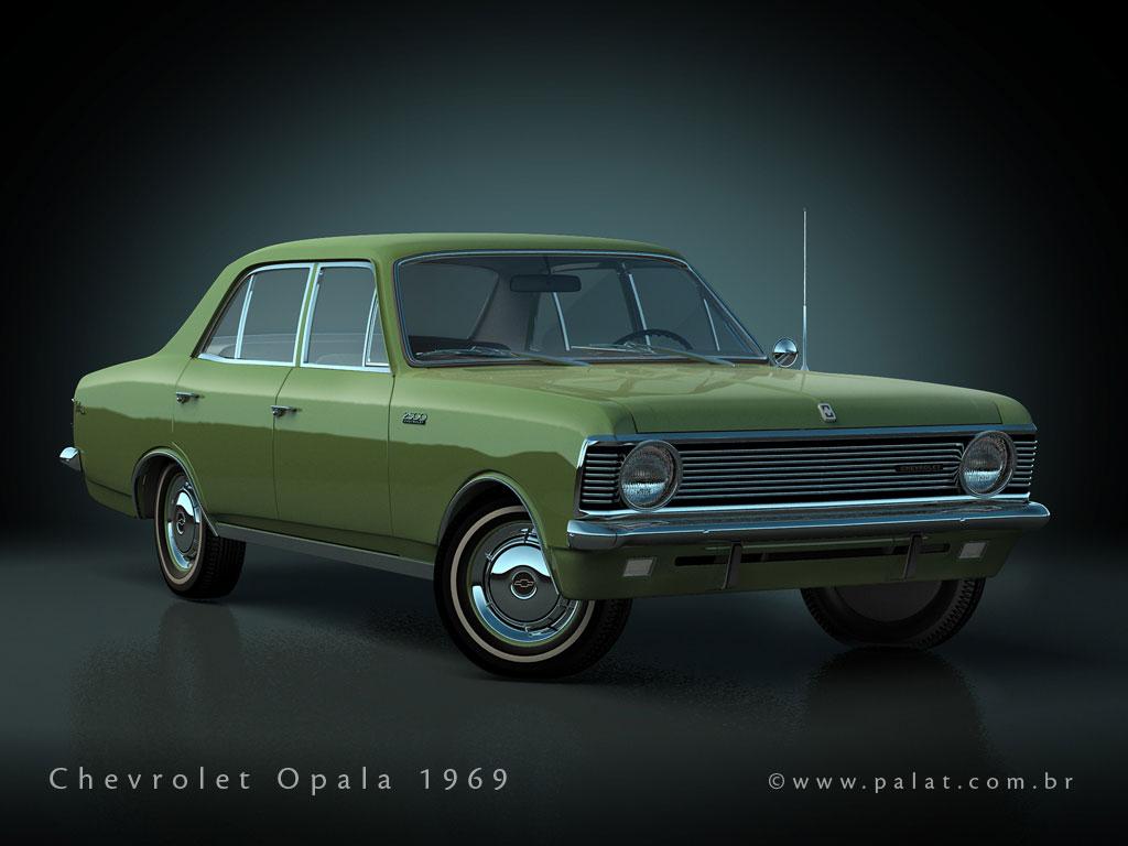 Chevrolet Opala 1969 foto - 5