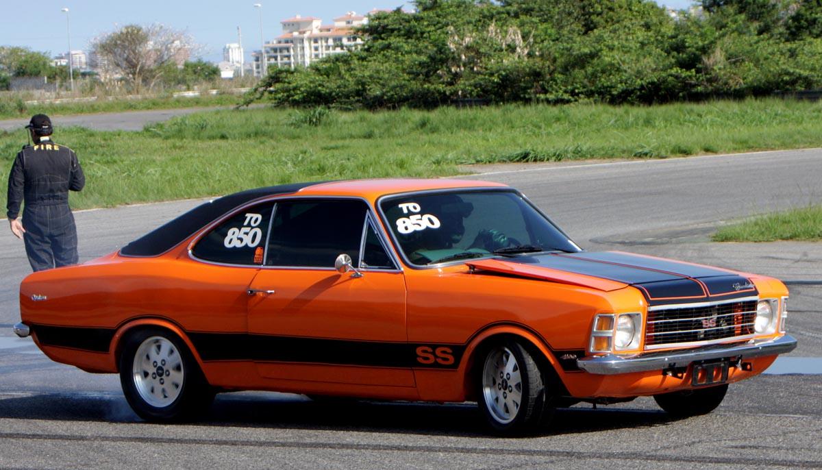Chevrolet Opala 1970 foto - 1