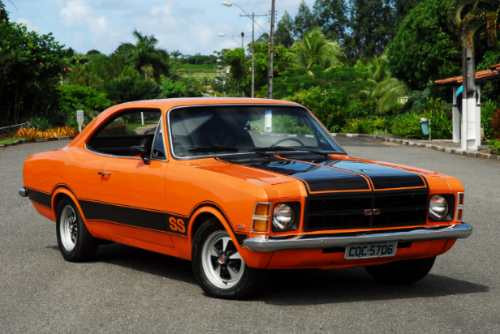 Chevrolet Opala 1970 foto - 4