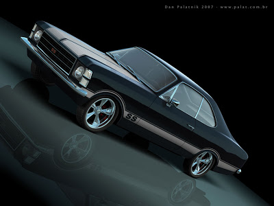 Chevrolet Opala 1970 foto - 5