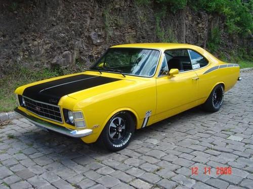 Chevrolet Opala 1972 foto - 3