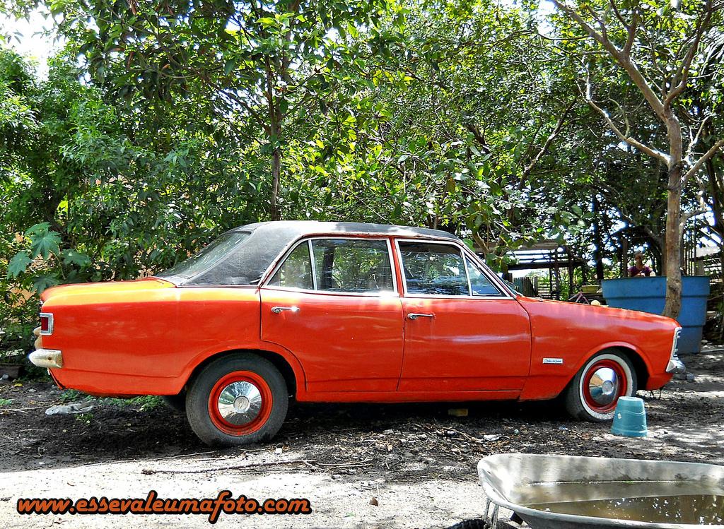 Chevrolet Opala 1972 foto - 4