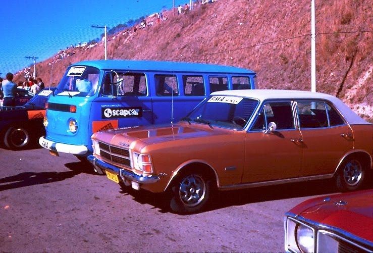 Chevrolet Opala 1976 foto - 1