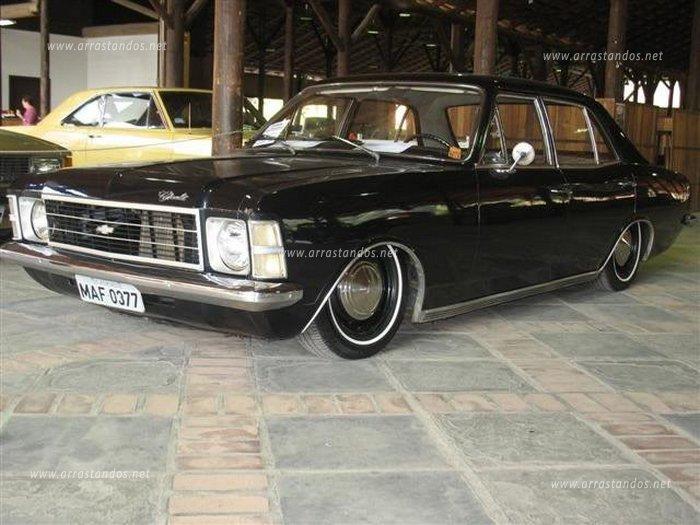 Chevrolet Opala 1976 foto - 5