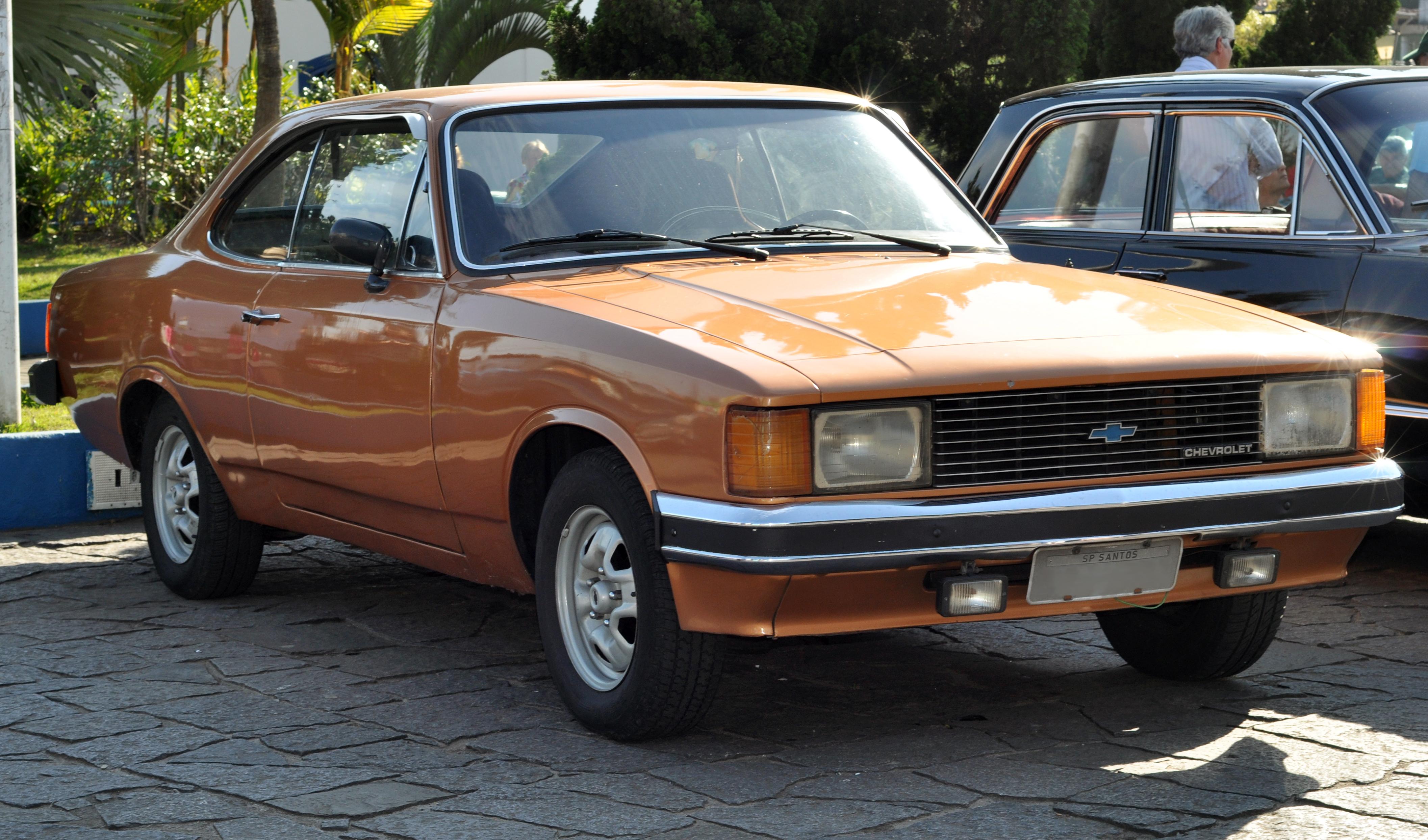 Chevrolet Opala 1977 foto - 1