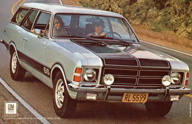 Chevrolet Opala 1977 foto - 3