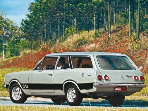 Chevrolet Opala 1978 foto - 4
