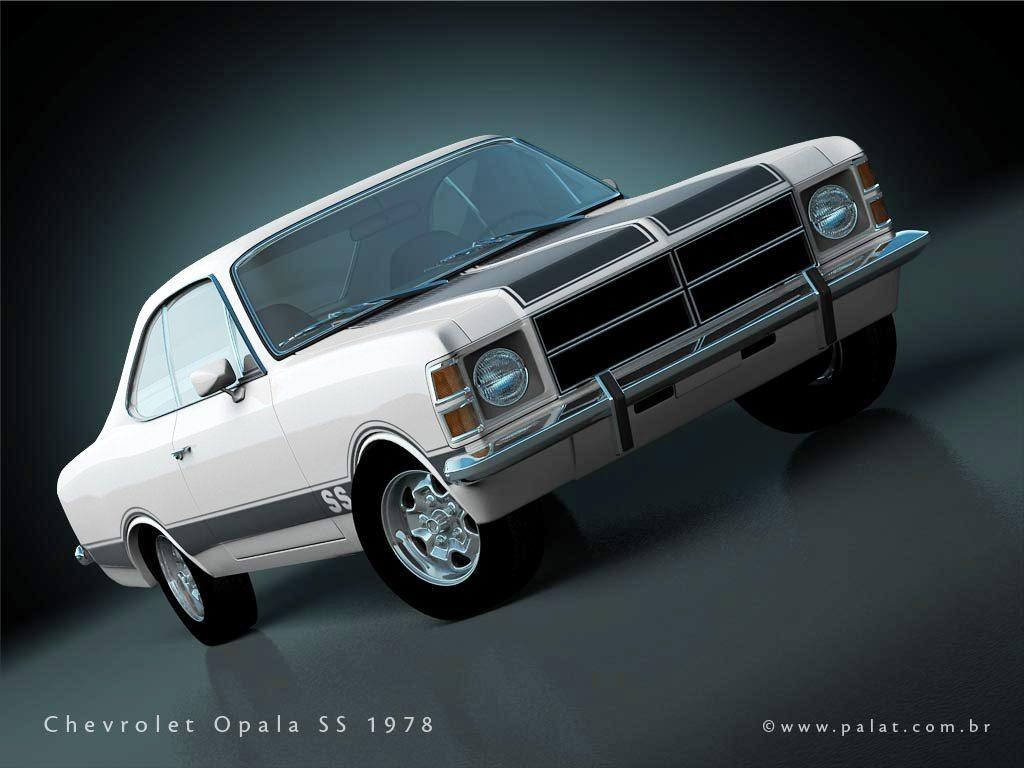 Chevrolet Opala 1978 foto - 5
