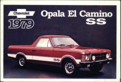 Chevrolet Opala 1979 foto - 3