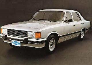 Chevrolet Opala 1979 foto - 5