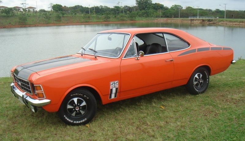 Chevrolet Opala 1980 foto - 2