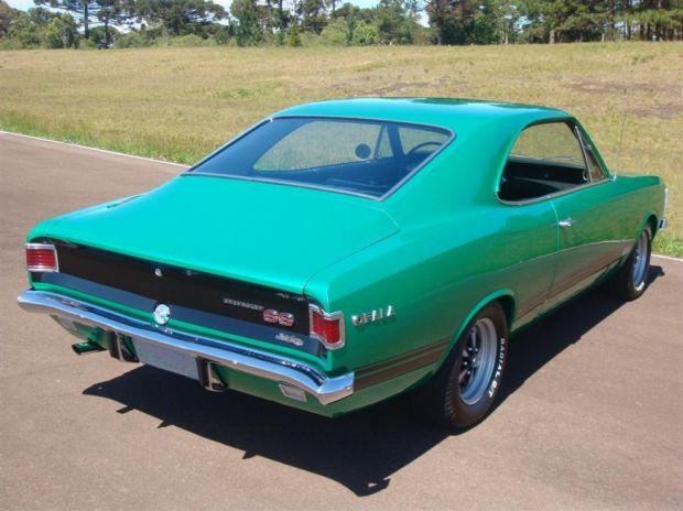 Chevrolet Opala 1980 foto - 5