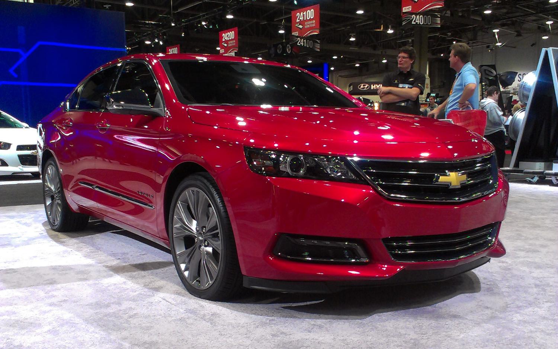 Chevrolet Opala 2014 foto - 2