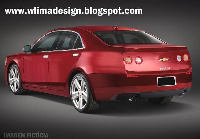 Chevrolet Opala 2014 foto - 3