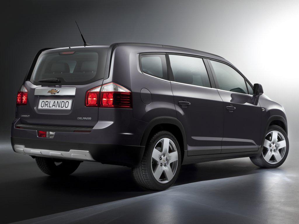 Chevrolet Orlando 2012 foto - 1