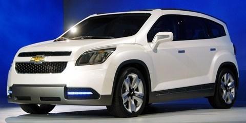 Chevrolet Orlando 2012 foto - 2