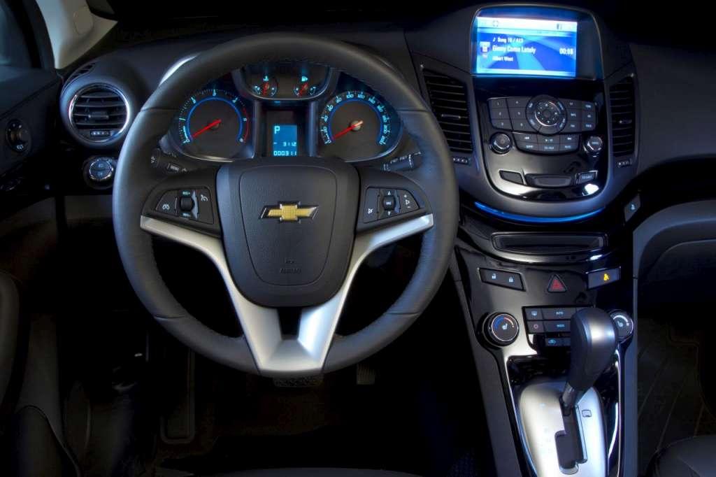 Chevrolet Orlando 2012 foto - 5