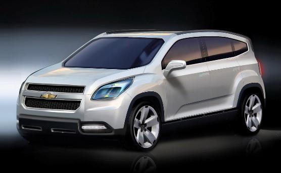 Chevrolet Orlando 2013 foto - 5