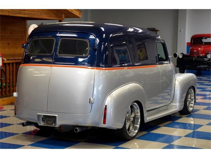 Chevrolet Panel 1950 foto - 2
