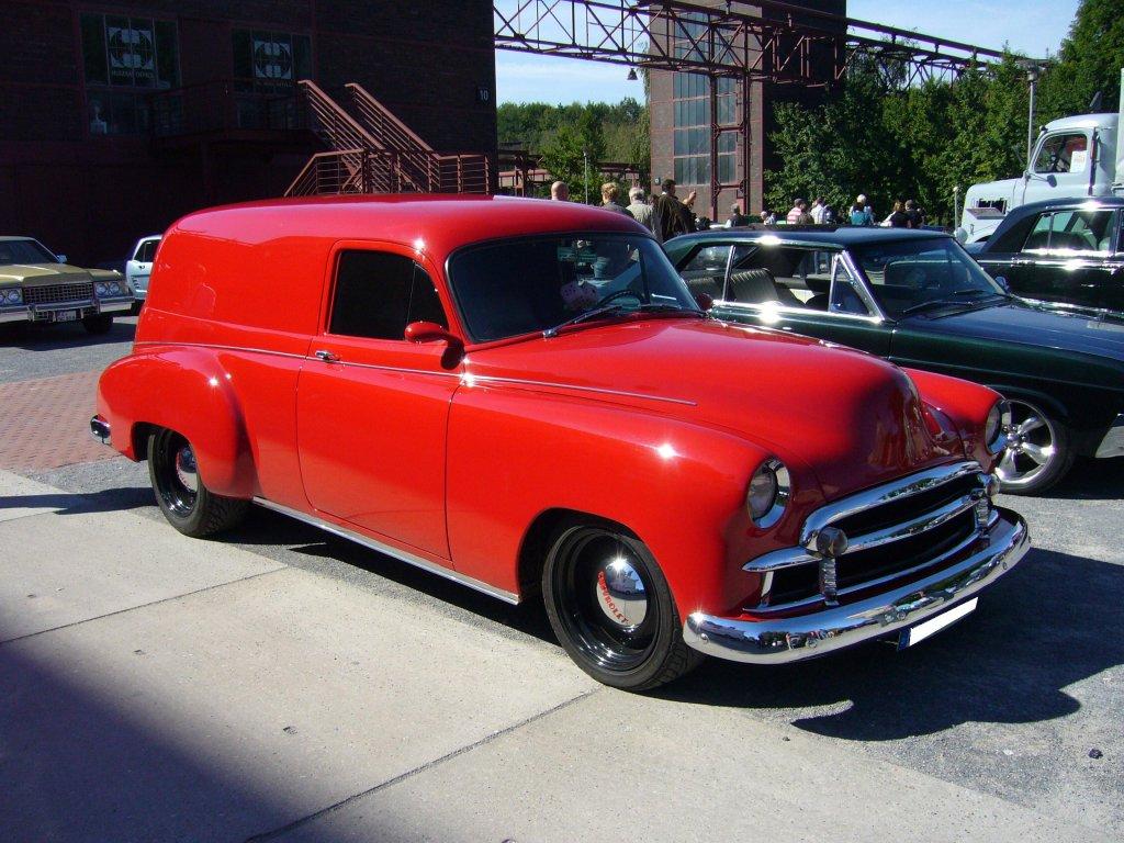 Chevrolet Panel 1950 foto - 3