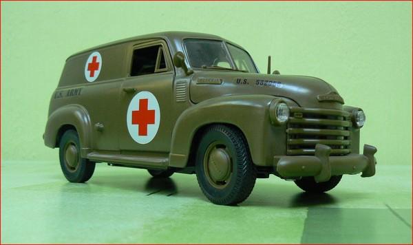 Chevrolet Panel 1950 foto - 4