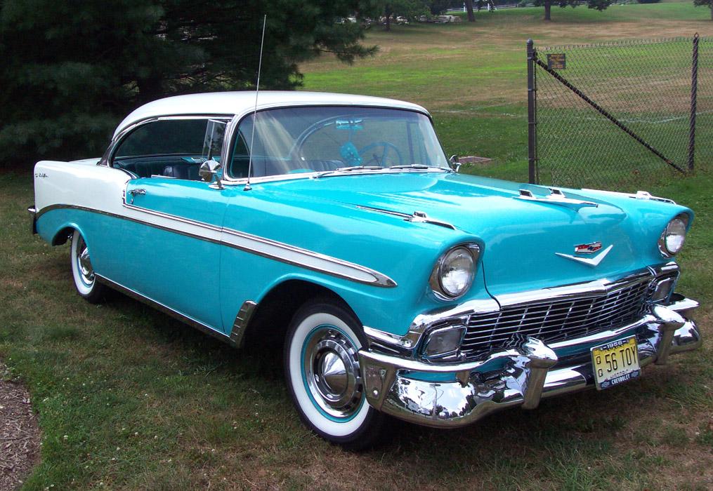 Chevrolet Panel 1954 foto - 3