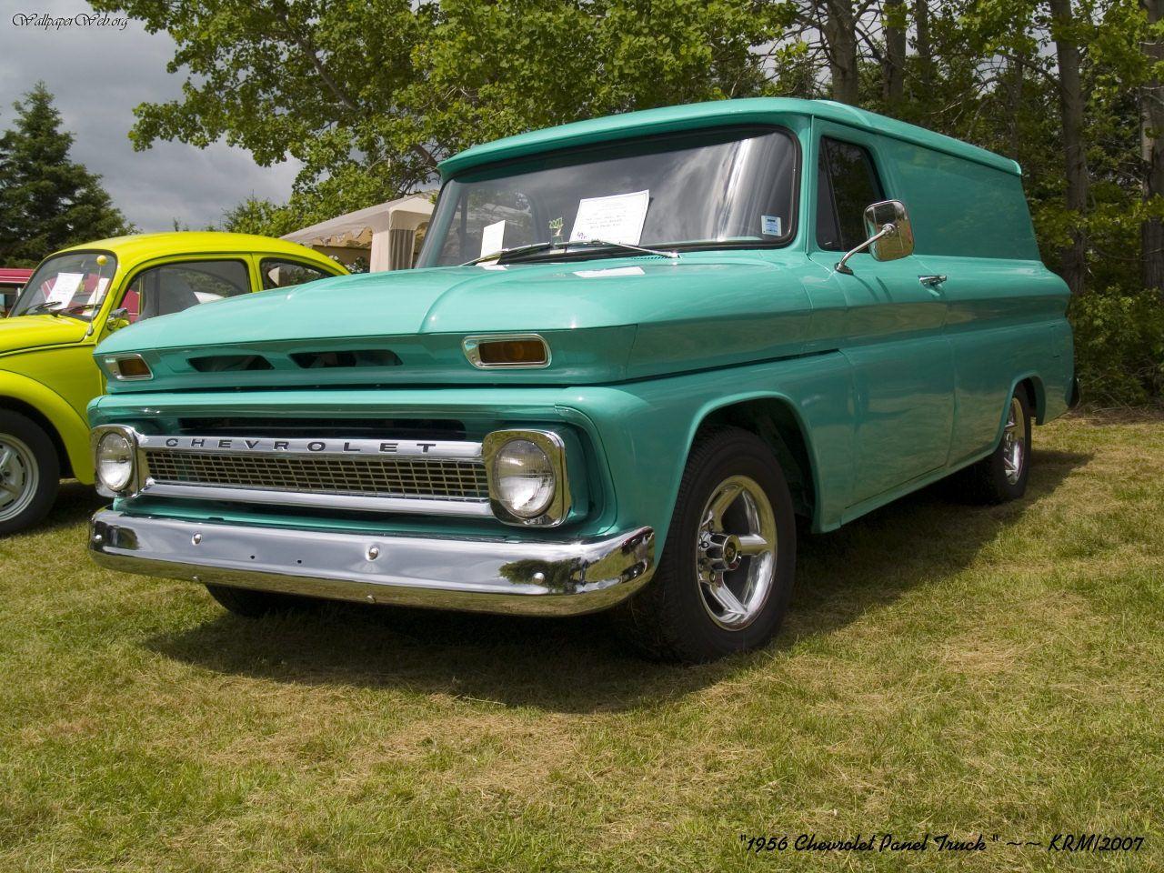 Chevrolet Panel 1969 foto - 1