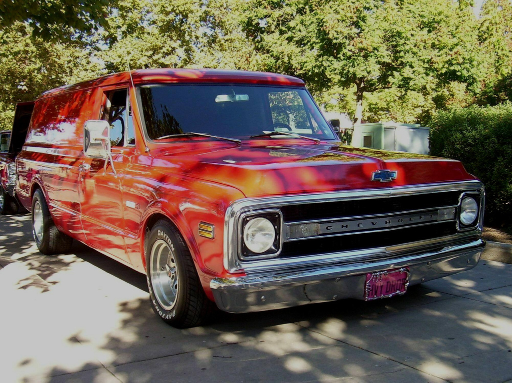 Chevrolet Panel 1970 foto - 1
