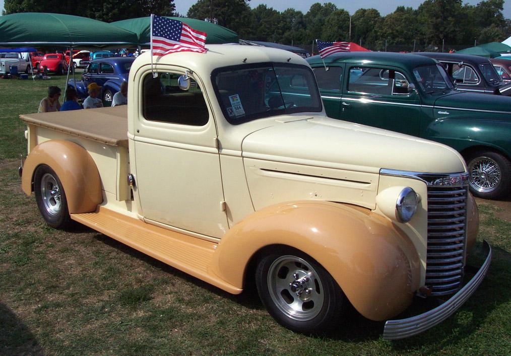 Chevrolet Pickup 1940 foto - 1