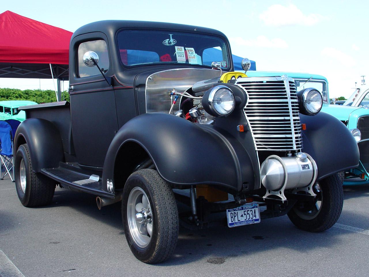 Chevrolet Pickup 1940 foto - 5
