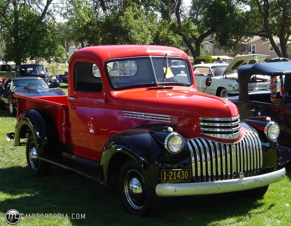 Chevrolet Pickup 1946 foto - 1