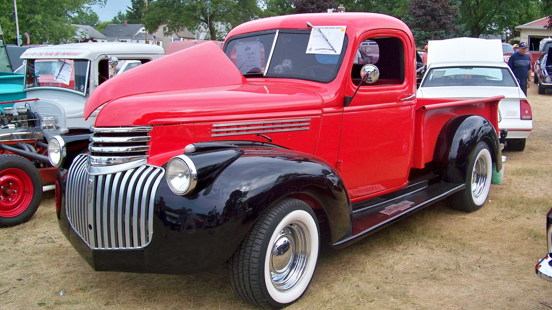 Chevrolet Pickup 1946 foto - 2