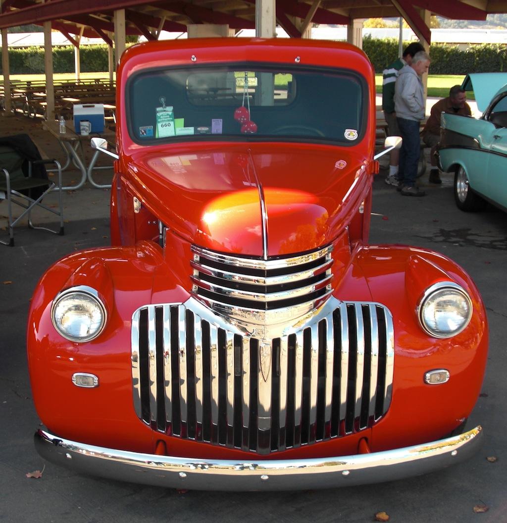 Chevrolet Pickup 1946 foto - 3