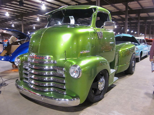 Chevrolet Pickup 1947 foto - 1
