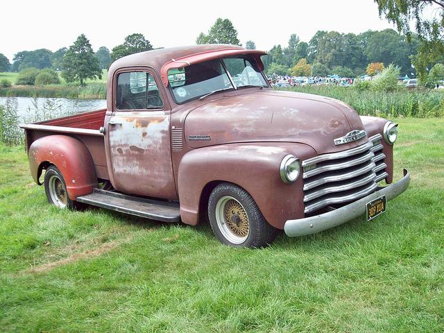 Chevrolet Pickup 1947 foto - 2