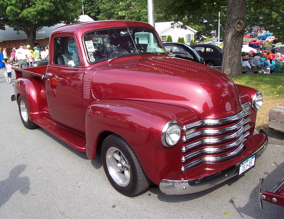 Chevrolet Pickup 1948 foto - 1