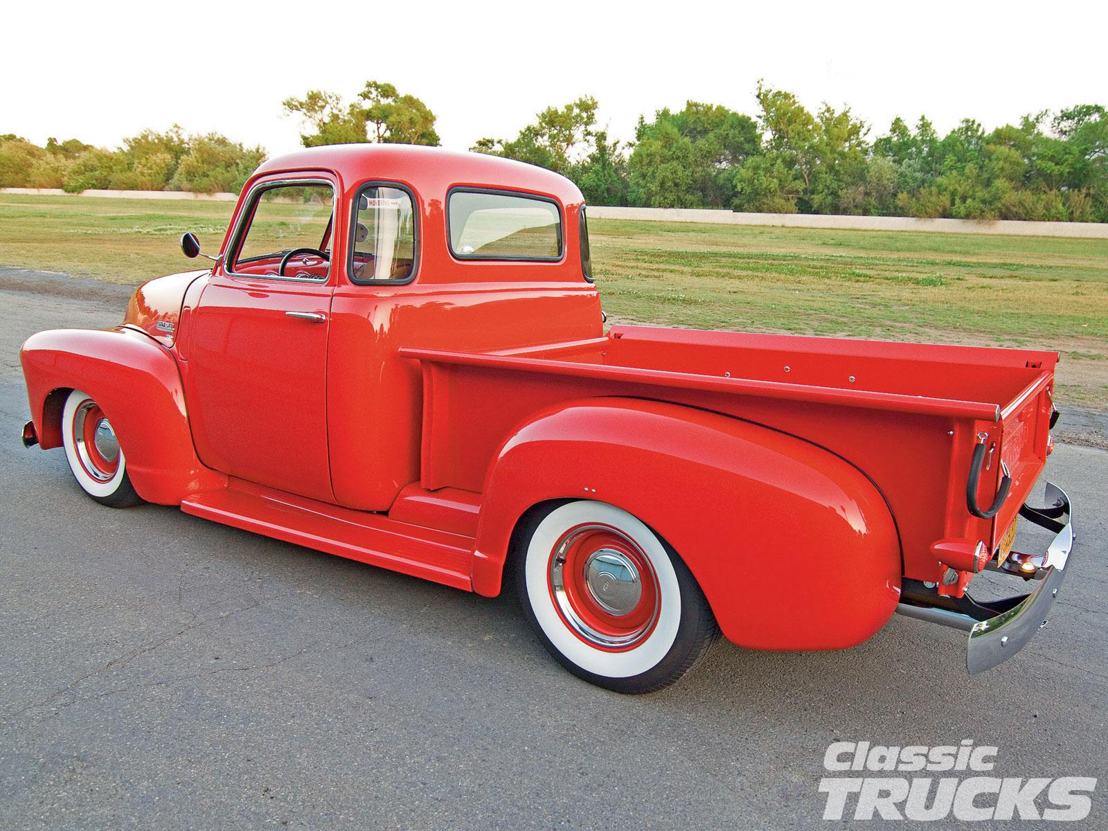 Chevrolet Pickup 1949 foto - 1