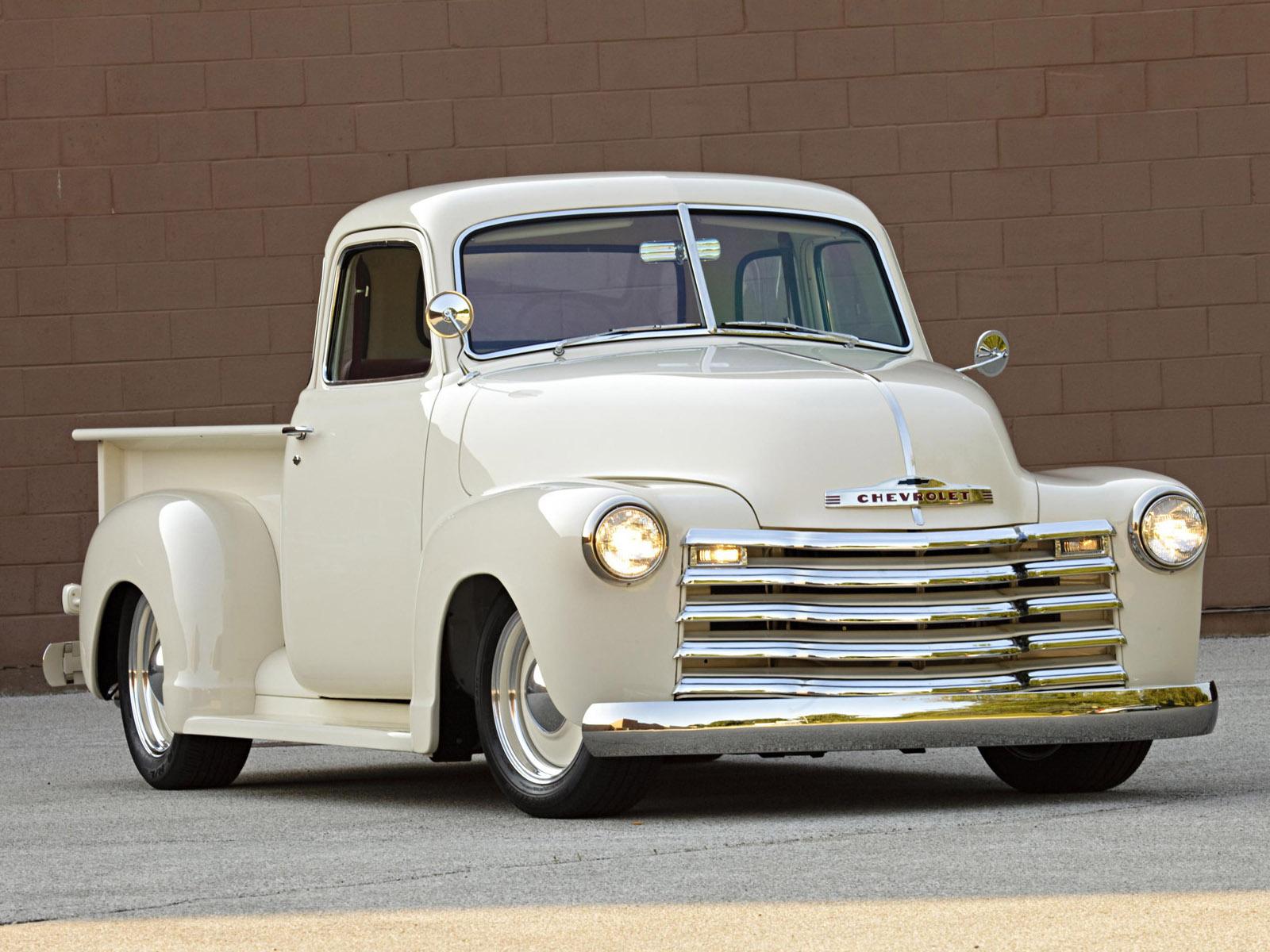 Chevrolet Pickup 1949 foto - 3