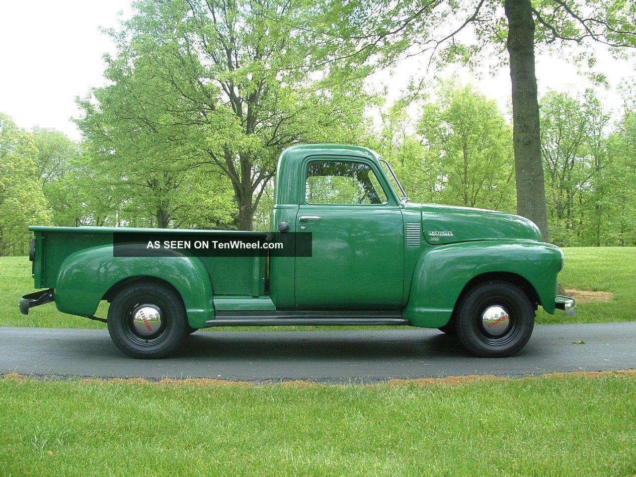 Chevrolet Pickup 1949 foto - 5