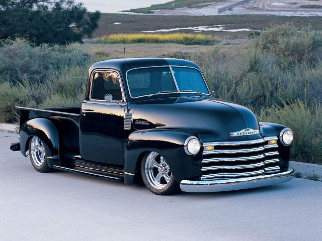 Chevrolet Pickup 1950 foto - 2