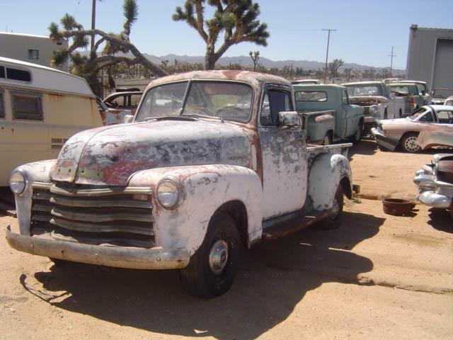 Chevrolet Pickup 1950 foto - 3