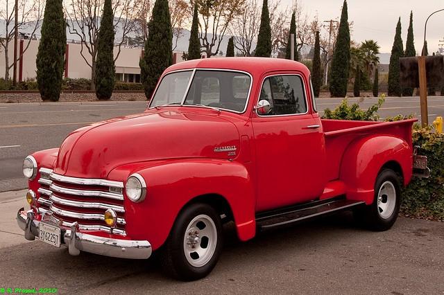 Chevrolet Pickup 1950 foto - 4