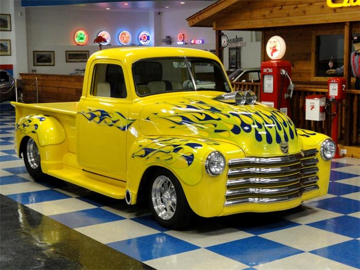Chevrolet Pickup 1952 foto - 1