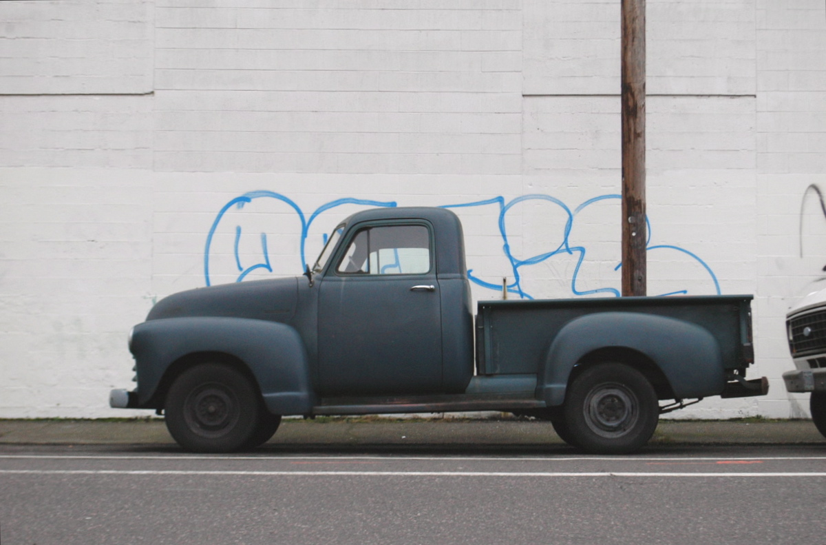 Chevrolet Pickup 1952 foto - 5